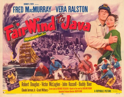 FAIR WIND TO JAWA FILM POSTER 2