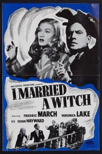 I MARRIED A WITCH FILM POSTER 1