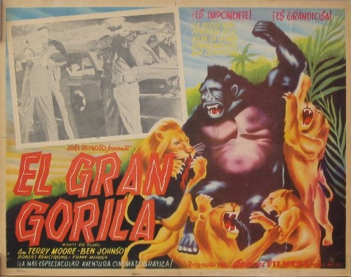 MIGHTY JOE YOUNG FILM POSTER 5