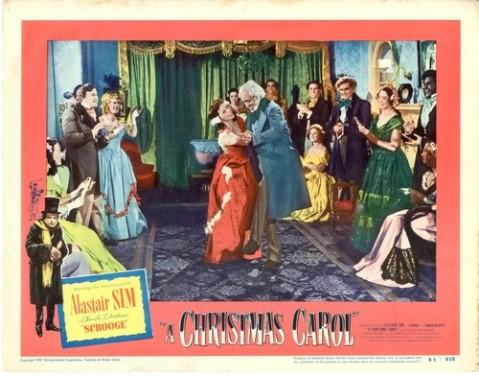 SCROOGE LOBBY CARD 3