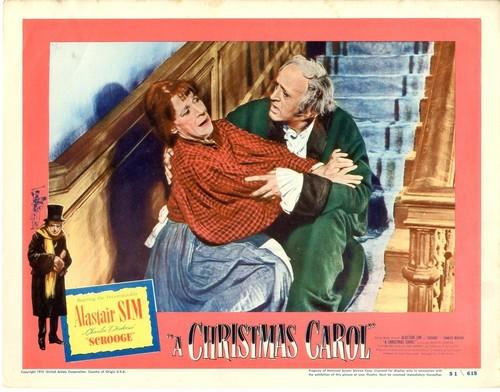 SCROOGE LOBBY CARD 6