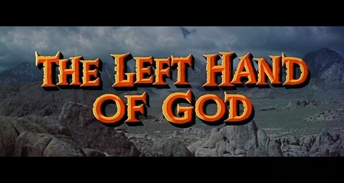 THE LEFT HAND OF GOD (3)