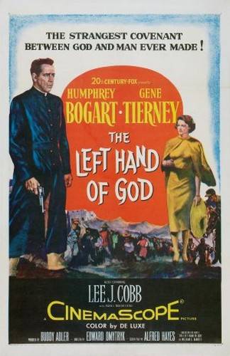 THE LEFT HAND OF GOD FILM POSTER 1