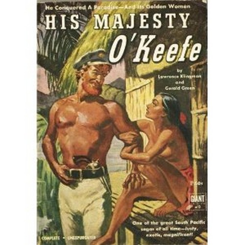HIS MAJESTY O`KEEFE FILM POSTER 7