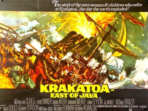 Krakatoa - East of Java Quad