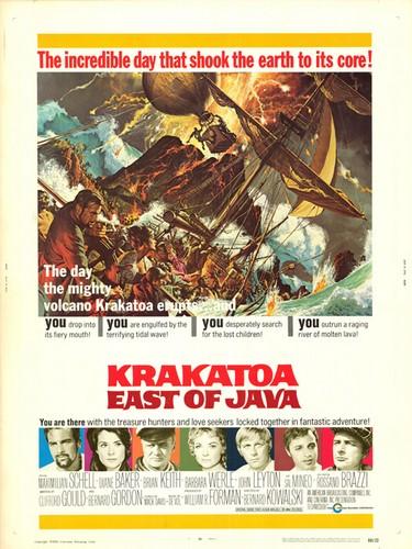 KRAKATOA FILM POSTER 2