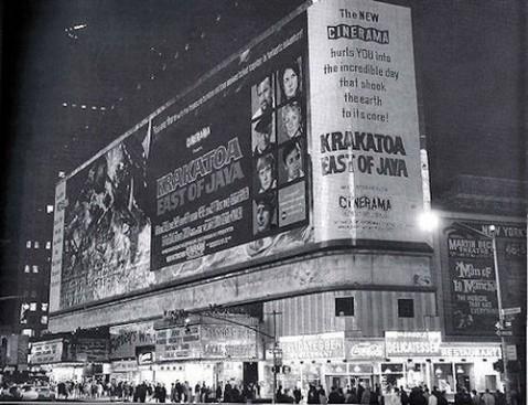 KRAKATOA FILM PREMIER