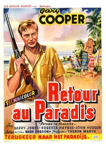RETURN TO PARADISE FILM POSTER 3