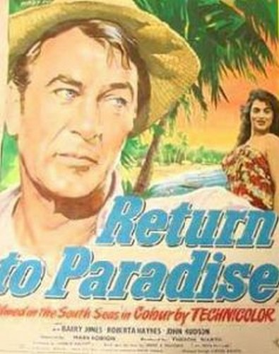 RETURN TO PARADISE FILM POSTER 4