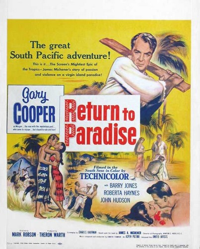 RETURN TO PARADISE FILM POSTER 5