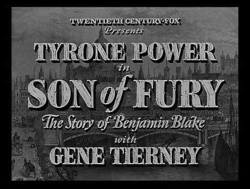 SON OF FURY (1)