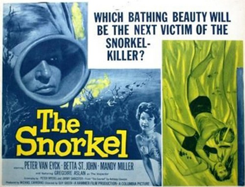 THE SNORKEL FILM POSTER 2