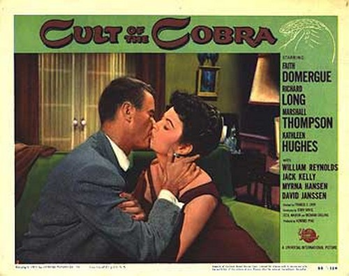 THE CULT OF COBRA LOBBY CARD 3