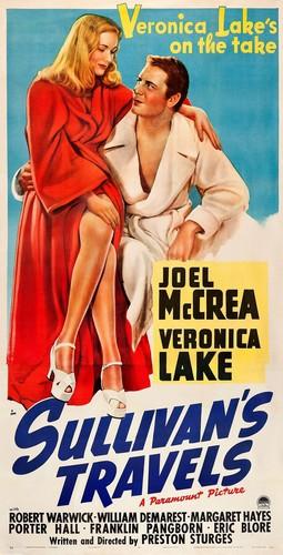 SULLIVANS TRAVELS FILM POSTER 5