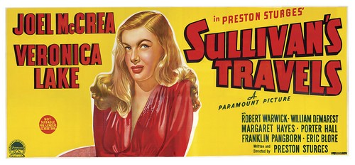 SULLIVANS TRAVELS FILM POSTER 6