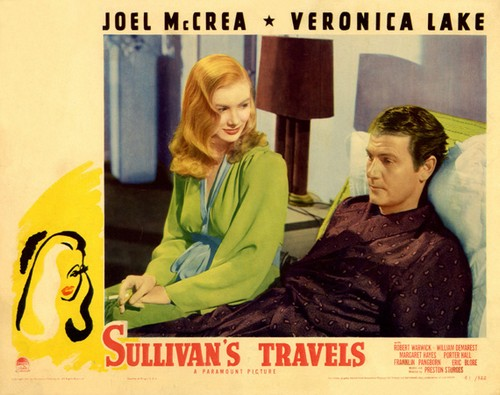 SULLIVANS TRAVELS LOBBY CARD 3