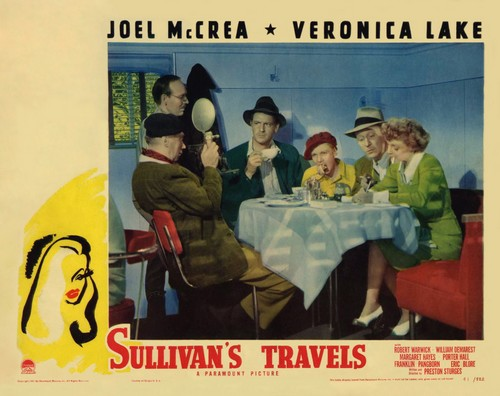 SULLIVANS TRAVELS LOBBY CARD 5