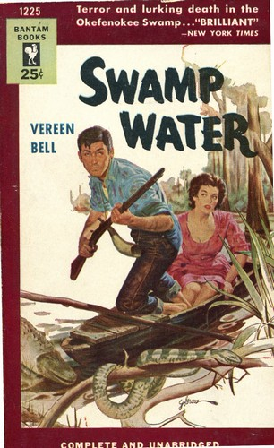 SWAMP WATER BOOK POSTER