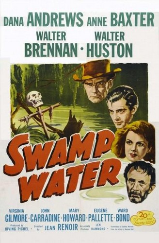 SWAMP WATER FILM POSTER 2