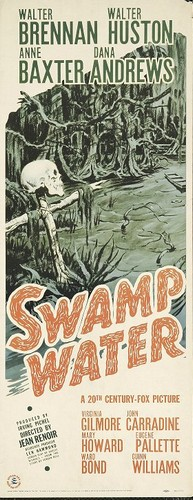 SWAMP WATER FILM POSTER 6