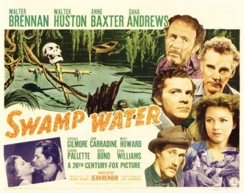 SWAMP WATER FILM POSTER 8