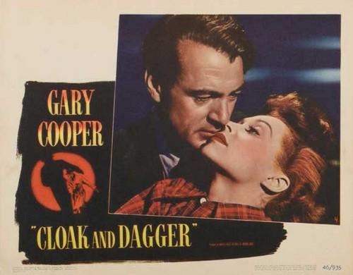 CLOAK & DAGGER FILM POSTER 10
