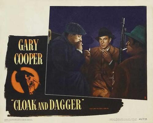 CLOAK & DAGGER FILM POSTER 11