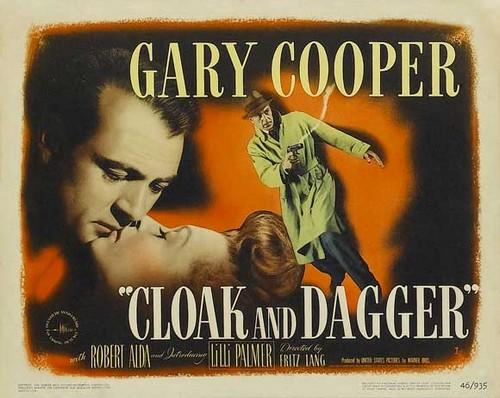 CLOAK & DAGGER FILM POSTER 5