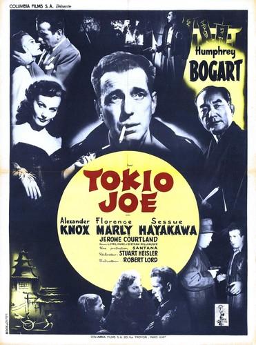TOKYO JOE FILM POSTER 1