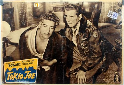 TOKYO JOE FILM POSTER 10
