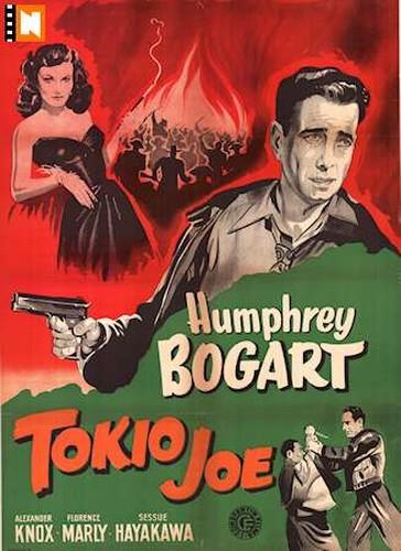 TOKYO JOE FILM POSTER 2