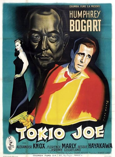 TOKYO JOE FILM POSTER 3