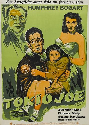 TOKYO JOE FILM POSTER 7
