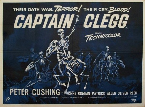 CAPTAIN CLEG FILM POSTER 2