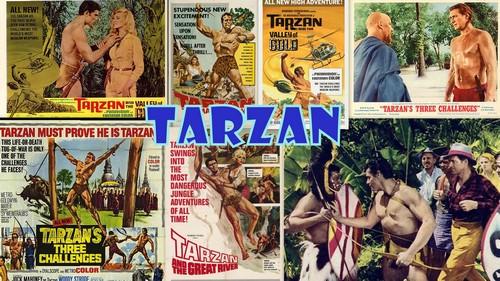 TARZAN CT PROMO