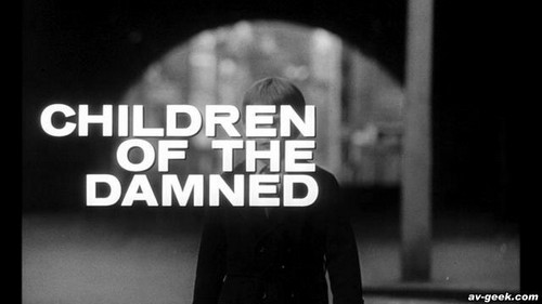 Children of the Damned (1964)
