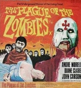 THE PLAGUE OF THE ZOMBIES FILM POSTER 4