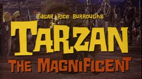 TARZAN THE MAGNIFICENT (1)