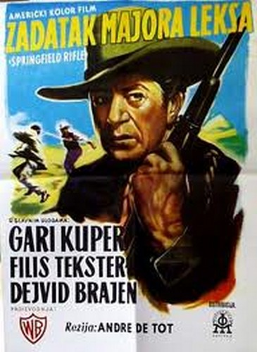SPRINGFIELD RIFFLE FILM POSTER 2