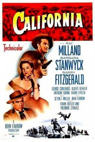 CALIFORNIA FILM POSTER 6