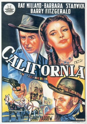 CALIFORNIA FILM POSTER 9