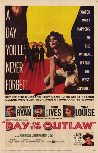 DAY OF THE OUTLAW FILM POSTER 1
