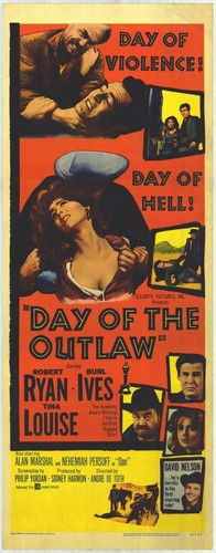 DAY OF THE OUTLAW FILM POSTER 2