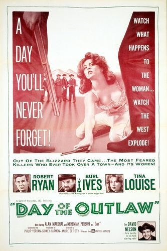 DAY OF THE OUTLAW FILM POSTER 3