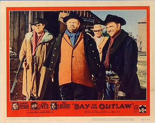 DAY OF THE OUTLAW FILM POSTER 8
