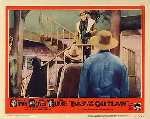 DAY OF THE OUTLAW FILM POSTER 9