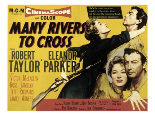 MANY RIVERS TO CROSS FILM POSTER 4