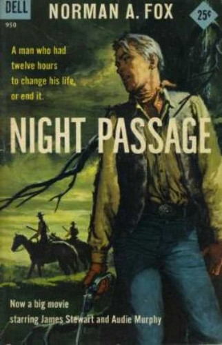 NIGHT PASSAGE BOOK COVER