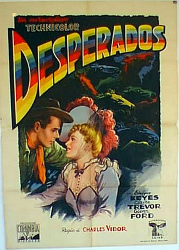THE DESPERADOS FILM POSTER 3