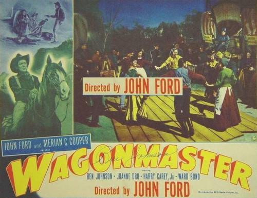 WAGON MASTER FILM POSTER 5